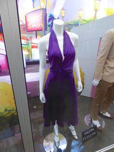 Costume worn by Emma Stone as Mia Dolan in La La Land