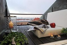 roof deck by petra