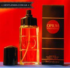 YSL Opium pour homme - туалетная вода для мужчин