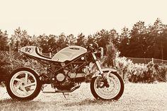 Ducati S2R Cafe Racer