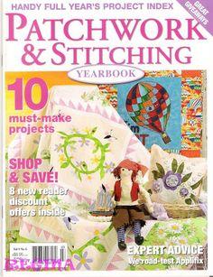 Patchwork & Stitching Vol9 nº6 - Lita Z - Picasa Webalbumok