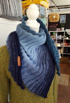 Katia Infinity Shawl Scarf, ohje suomeksi Learn To Crochet, So Little Time, Knitting, Fashion, Dots, Craft Work, Moda, Tricot, Fashion Styles