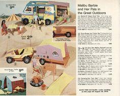 Malibu Barbie 1971 Catalogue.