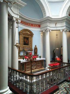 Side Altar, Jesuit Church, Dublin