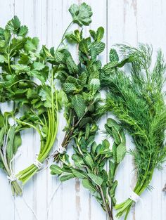 How to Freeze Herbs So They Stay Super-Fresh | Epicurious