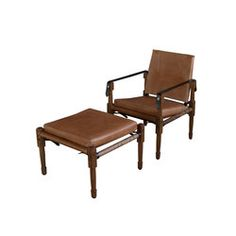 Bon Buy Chatwin Lounge Chair With Leather Upholstery By Richard Wrightman  Design, Ltd.   Made To Order Designer Furniture From Dering Hallu0027s  Collection Of ...