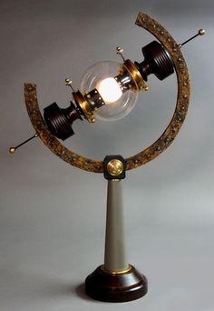 industrial Chandeliers | steampunk furniture | Steampunk Furniture | steampunkdistrict.com ...