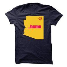 ARIZONA WILL ALWAYS BE HOME T-SHIRTS, HOODIES, SWEATSHIRT (19$ ==► Shopping Now)