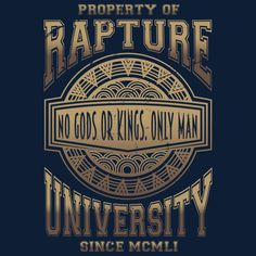 Rapture University - NeatoShop