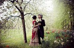 # Indian couple