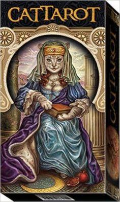 Cat Tarot: Carole-Anne Eschenazi, Diana Cammarano: 9788865274200: Amazon.com: Books
