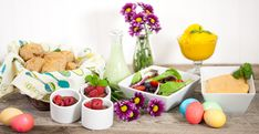 It's time to celebrate Easter. So enjoy one, or all, of these five Easter recipes. Click here to see what they are. Happy Easter!