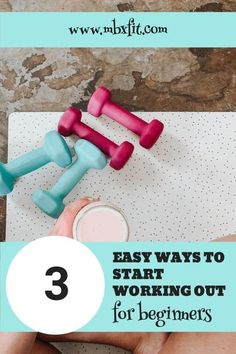 Like any lifestyle change, trying to create a healthy workout routine that will be long-lasting takes a little planning and a lot of patience. So what are somethings you can do to make it easier? Here are 3 helpful suggestions | working out for beginners | how to start working out at home | working out in the morning #howtostartworkingout #fitnessforbeginners