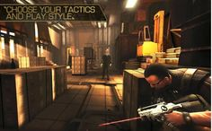 Deus Ex: The Fall 0.0.22 [v0.0.22] APK+DATA - Free Download APK Android Apps