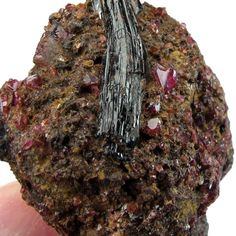 Painite, which is named after its 1950s discoverer, Arthur C.D. Pain, is so rare that most people do not know what it is. Until recently, only a very small number of stones were considered large and clear enough to be worth cutting into gemstones. More recently, additional sources have been found, but it is still incredibly rare.<div><div>