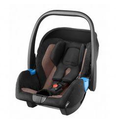 RECARO PRIVIA Recaro Privia se ha diseñado para dar el máximo de seguridad y comodidad a tu bebé desde el nacimiento. Es el portabebés Grupo 0+ con mejor nota en la historia de los test de seguridad europeos.