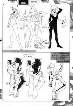 GundamGallery - Bubblegum Crisis 514.jpg (2081×3036)