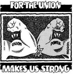 Frances O'Grady, the TUC general secretary, has urged workers to confront low wage growth and zero-hours contracts by joining a trade u. Operating Engineers, Workers Union, Labor Law, Political Posters, Labor Union, Union Made, Socialism, Strong, How To Make