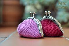 Monedero crochet / Miss Bajo Collection - Artesanio