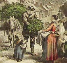 Χριστούγεννα τον Μεσαίωνα – Χείλων Fine Art Prints, Framed Prints, Canvas Prints, Winter Solstice, Christmas Traditions, Heritage Image, Yule, Christmas Time, Holiday Fun