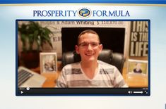Prosperity Team | Marketing Center  Check out my business partner Adam!!!