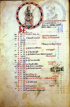 sta albans psalter   ... of the Months, June, St Albans Psalter   Flickr - Photo Sharing