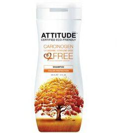 Sampon bio, protecție culoare păr vopsit, 355 ml, Attitude - Sabedoria Organic, Food, Eten, Meals, Diet