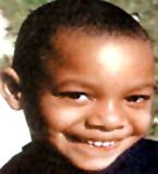 Assumed Deceased: Christian Ferguson --MO-- 6/11/2003; nine-years-old, and has severe handicaps that require daily medication.  9 years old,    4 feet tall, about 75 pounds; severely mentally handicapped and might be wearing only a diaper at that time.    Anyone with information can call 314-444-0001.