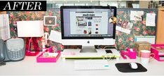 Extreme Cubicle Makeover: 17 Desk Accessories That Will Brighten Your Days  - MarieClaire.com