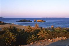 Went here with Bo and Ilija last summer. Best beach I have ever visited. Crete Island Greece, Dream Land, Beaches, Nostalgia, Miniature, Places To Visit, Photos, Pictures, Adventure