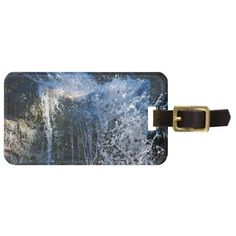 Travel in style with Nature luggage tags from Zazzle! Make your tags today! Travel Luggage, Luggage Bags, One Bag, Travel Style, Waterfall, Tags, Nature, Waterfalls, Naturaleza
