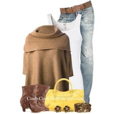 ZUCCA cape-like knit pullover