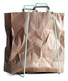 Everyday paperbag holder