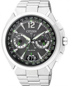 Citizen CC1091-50F Eco-Drive Satellite Wave Air GPS Sapphire Japan Men's Watch | Dutyfreeislandshop.com