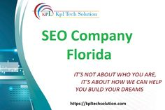 Get the top digital marketing services and internet marketing solution. Our organization includes PPC, SEO, Website Design, Social Media optimization Services. Online Marketing Services, Seo Services, Social Media Marketing, Digital Marketing, Web Development Company, Seo Company, Web Design Services, Florida, The Florida