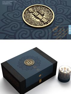 Gift Box Design, Name Card Design, Coin Design, Craft Packaging, Wine Packaging, Luxury Business Cards, Mooncake, Luxury Packaging, Packaging Design Inspiration