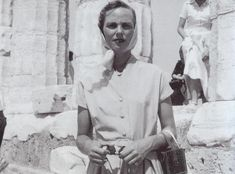 As a princess, Queen Anne of Romania attended the Parson's School of Design in New York from 1940 to 1943.  In 1943, during World War II, she volunteered for military service in the French Army.