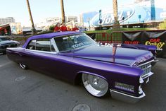 Carlos Campbell Brings Custom 1966 Cadillac DeVille to the SEMA Show http://www.knfilters.com/news/news.aspx?ID=3669