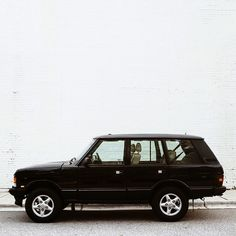 range rover classic- want