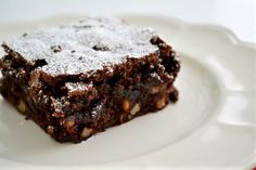 Gluten & lactose vrije brownie
