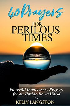 Because #Prayer changes things. On sale today on #Amazon - 99 cents: 40 #Prayers for Perilous Times http://www.bookzio.com/40-prayers-for-perilous-times/