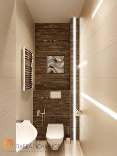 Фото санузел из проекта «Дизайн четырехкомнатной квартиры 117 кв.м. в стиле минимализм, ЖК «Премьер палас»»
