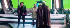 whenanangelfalls:    Revenge of the Sith   Bloopers   The Chosen One Down (and it's all Obi-Wan's fault…again)