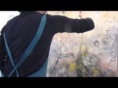 I hadn't heard of this artist before. Not an instructional video but beautiful work. KRISTA HARRIS 2012