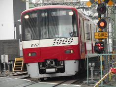Keikyu electric railway 1000 series  update by Yutong Jin