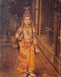 Shiva Parvati Images, Lord Krishna Images, Krishna Pictures, Krishna Painting, Krishna Art, Raja Ravi Varma, Mythology Paintings, Little Krishna, Krishna Leela