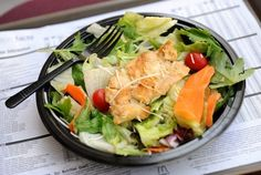 If You Must: 15 Healthy Choices at Fast-Food Restaurants  If you're going to visit a chain, here's your healthy fast food.