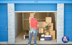 "We are here to help you! Click here to read ""How to Get Rid of Your Storage Unit"""