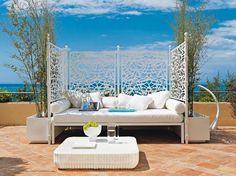 Camas de exterior para tus sueños de verano al aire libre