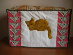 Mi rinconcito de labores: Funda máquina coser patchwork Quilts, Blanket, Tela, Scrappy Quilts, Cases, Pictures, Sew, So Done, Green
